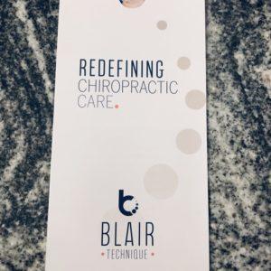 Blair Specific Brochure - 100pack
